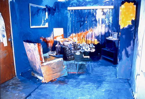 Colour photograph, 101.5 cm x 68.5 cm, 1992.